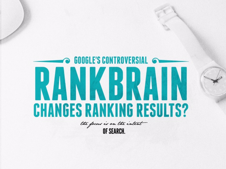 Google is using RankBrain for search queries