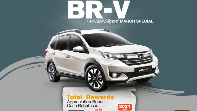 The Glass Echo Yong Ming Motor Honda Malaysia One Million Dreams BRV